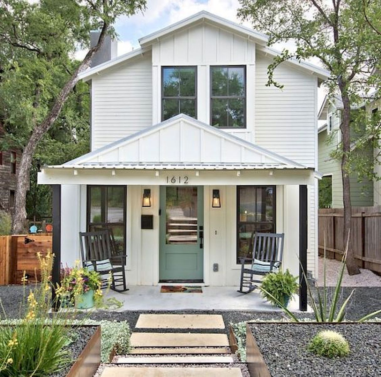 33 Best Modern Farmhouse Exterior House Plans Design Ideas ...