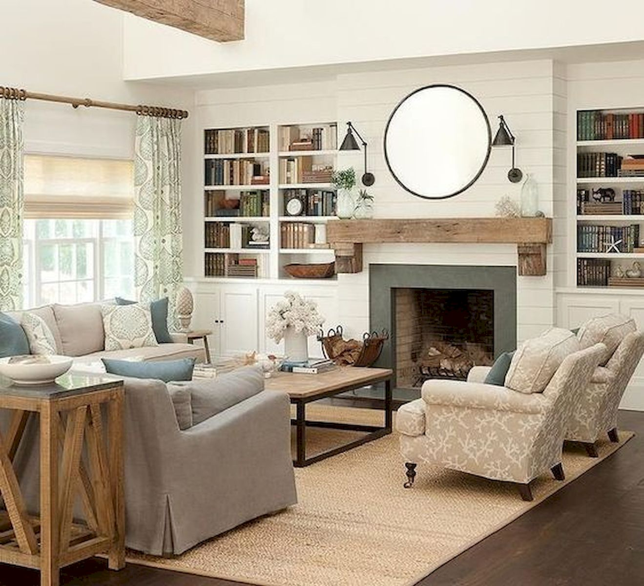 50 Best Modern Farmhouse Decor Ideas For Living Room Googodecor