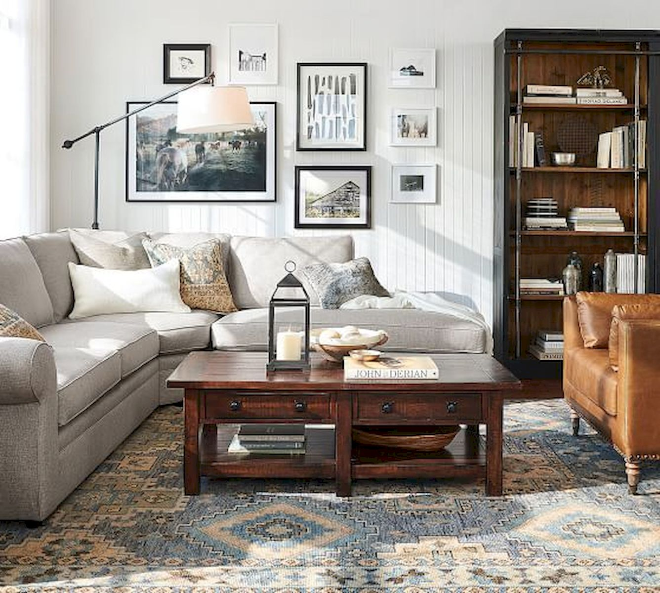70 Best Farmhouse Living Room Decor Ideas And Remodel