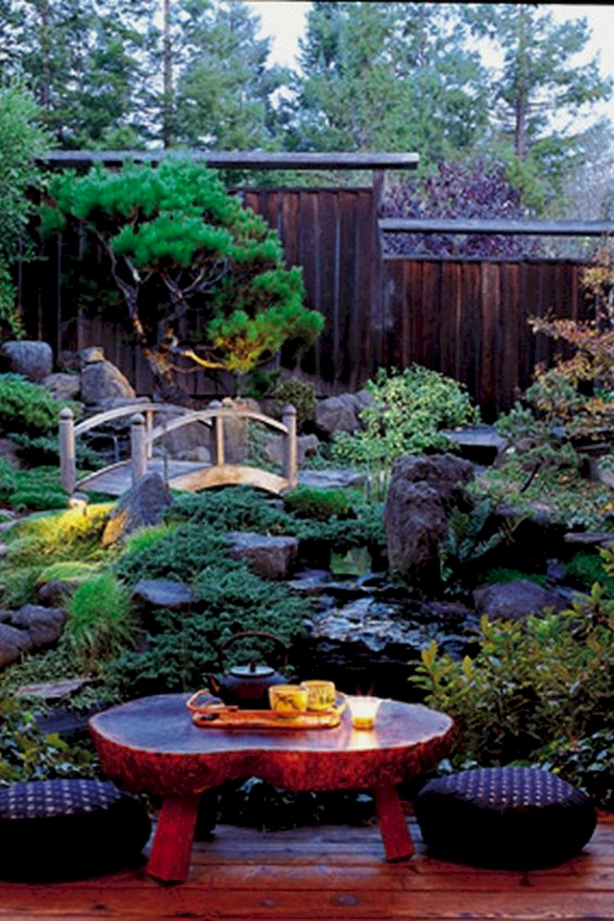 80 Wonderful Side Yard And Backyard Japanese Garden Design ... on Small Backyard Japanese Garden Ideas id=71699