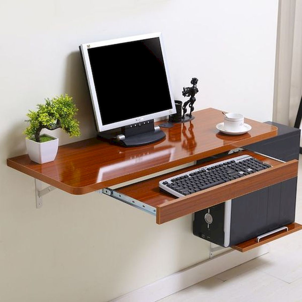 55 Fantastic DIY Computer Desk Design Ideas and Decor ...