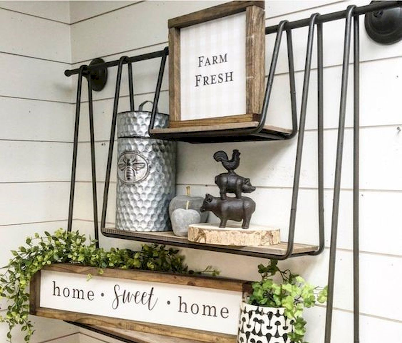 65 Wonderful DIY Rustic Home Decor Ideas - Googodecor