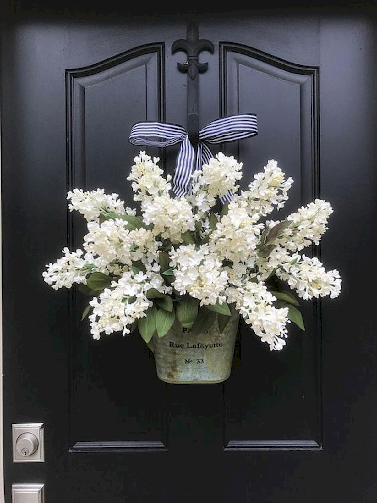 62 Best Spring Wreaths Front Door Ideas (51)