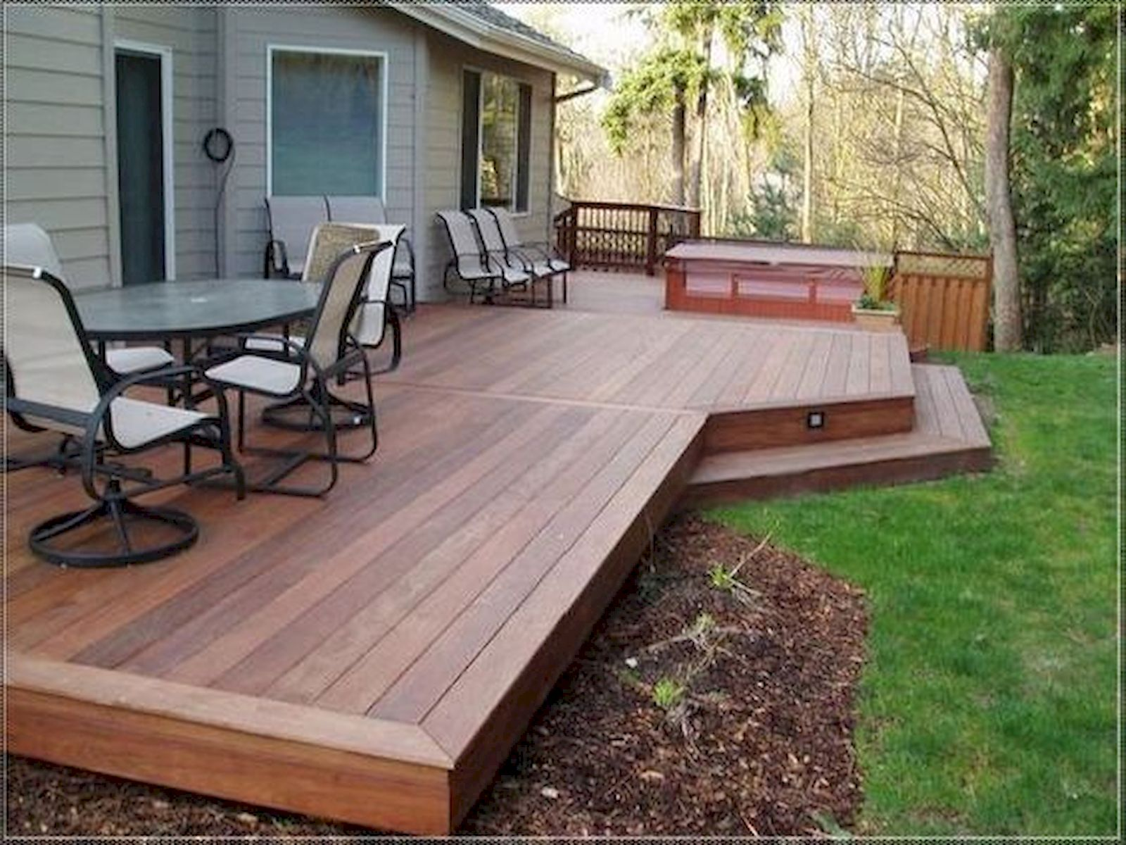 Backyard Deck Design Ideas & Remodels - Googodecor