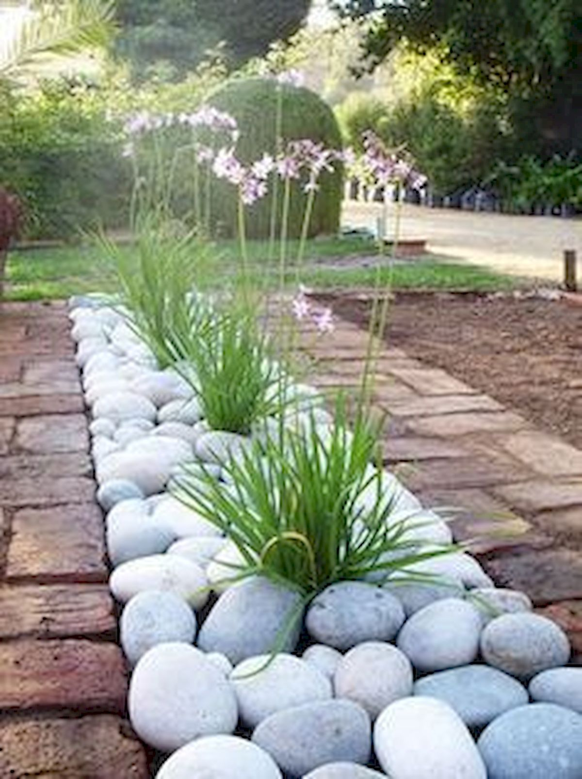 8 Small Gardens That Will Inspire You In Any Season: Genius Low Maintenance Rock Garden Design Ideas