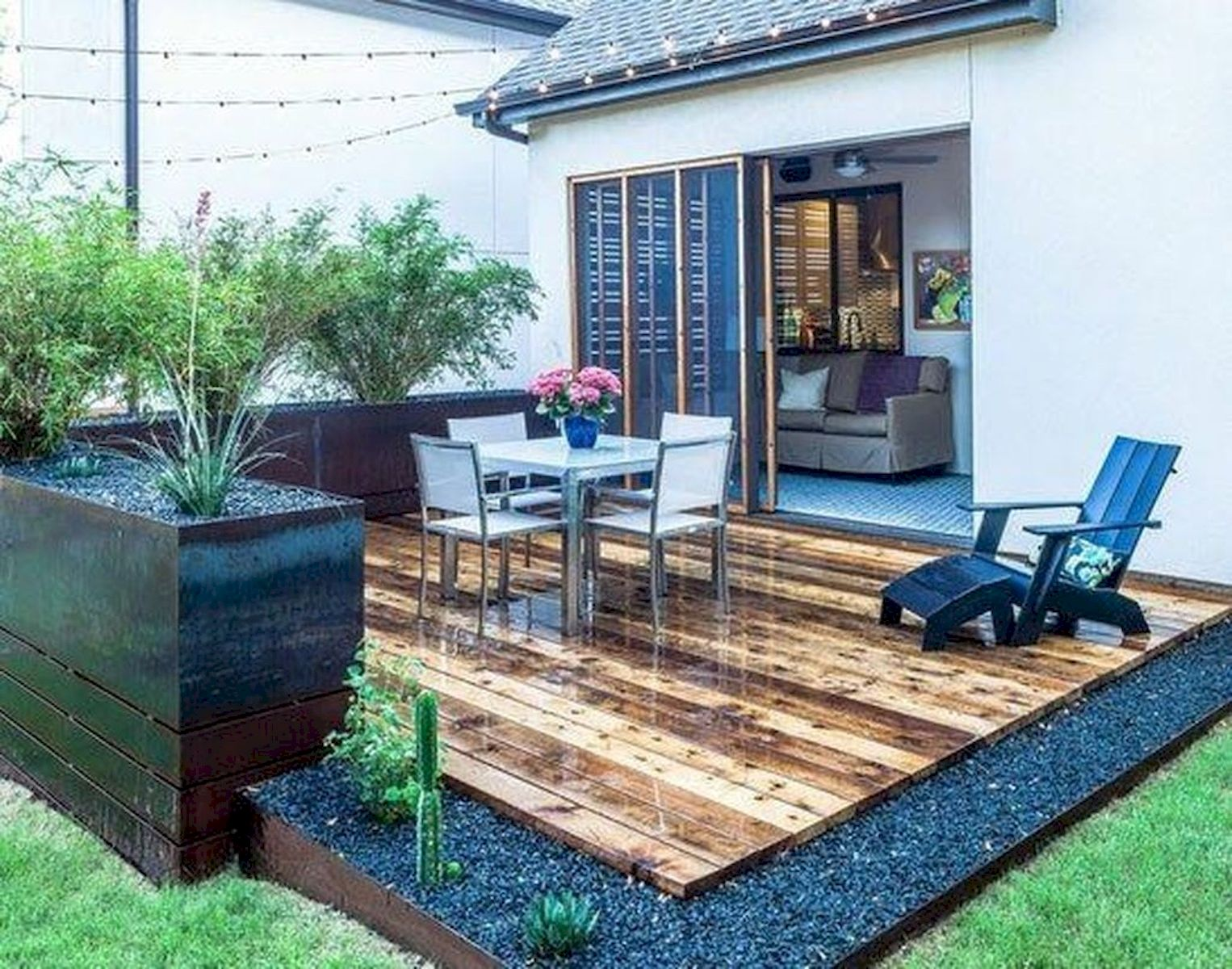30 Best Small Backyard Patio Ideas 29 Googodecor